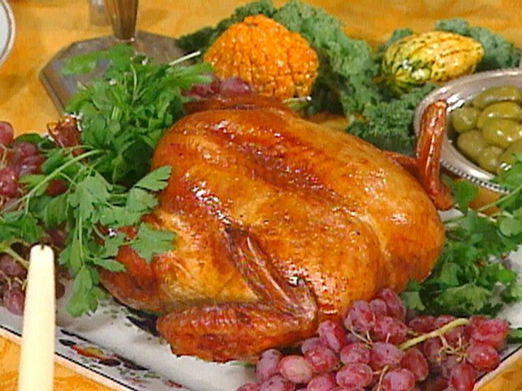 Get this all-star, easy-to-follow Brined and Roasted Turkey recipe from Emeril Lagasse