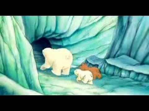The Little Polar Bear: The Dream of Flying