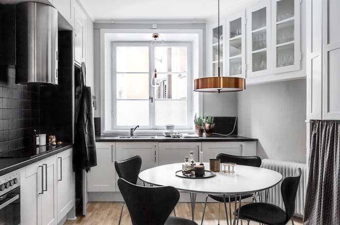 9 Adorable Scandinavian Kitchens | Poppytalk