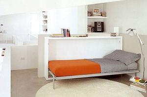 lit simple escamotable contemporain POPPI Clei