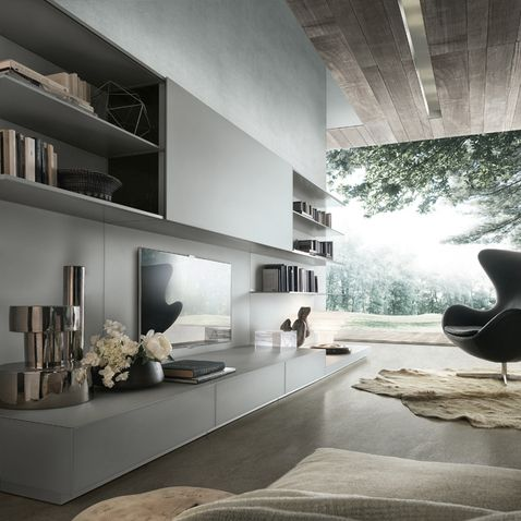 Natural meets minimal, cosy and stylish. All in 1 living room.
