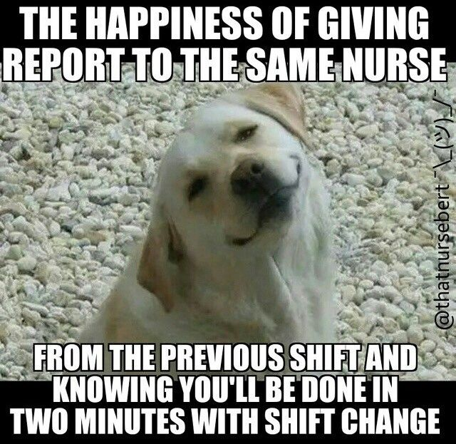 Not often but sometimes I can do this with certain nurses