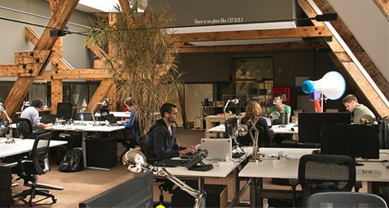 Je eigen werkplek in Amsterdam Centrum