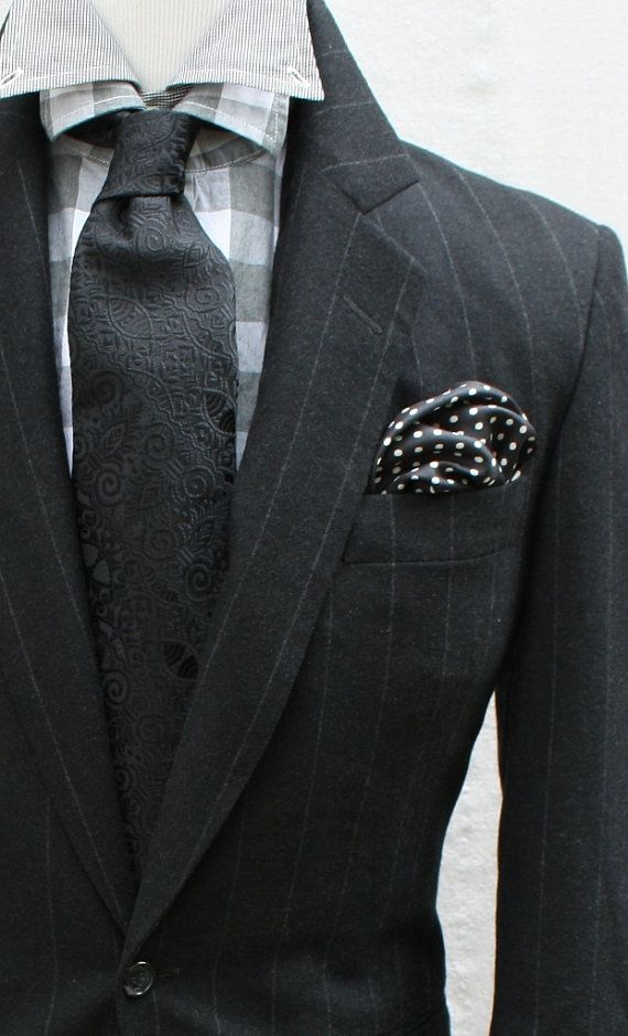 1000  ideas about Black Pinstripe Suit on Pinterest | Pinstripe