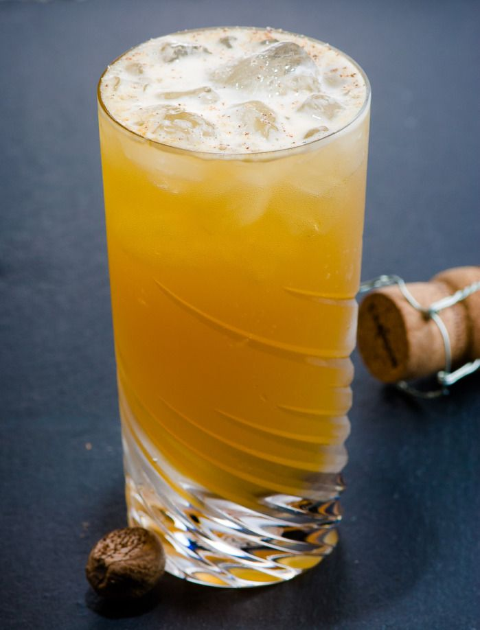 Chatham Artillery Punch Recipe — Dishmaps