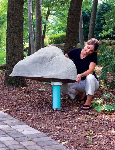 Medium Mock Rock - Faux Rock - Faux Boulders