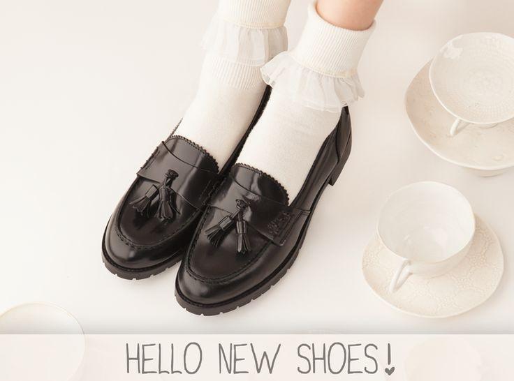 Lazzari Store > Hello new shoes!