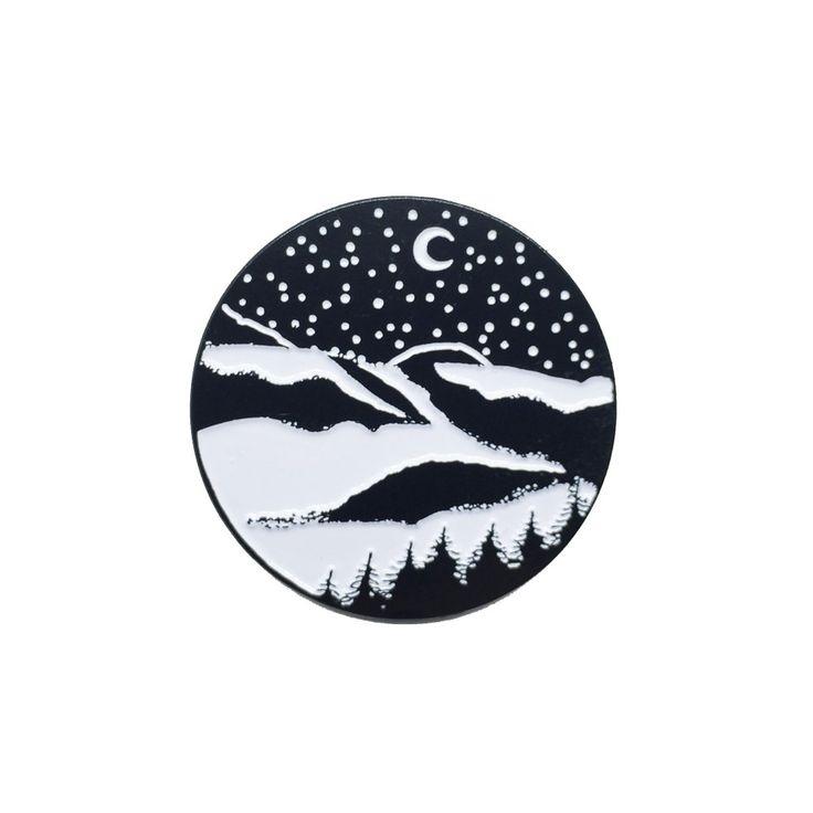 Image of Snow Pin