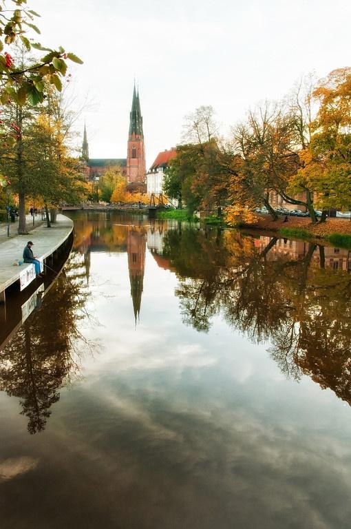 Fyrisån © Klas-Herman Lundgren