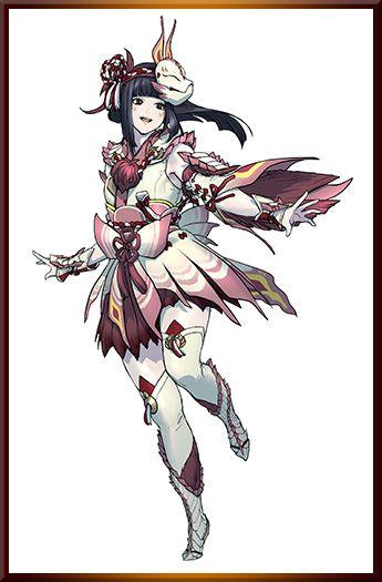 Mizutsune female armor