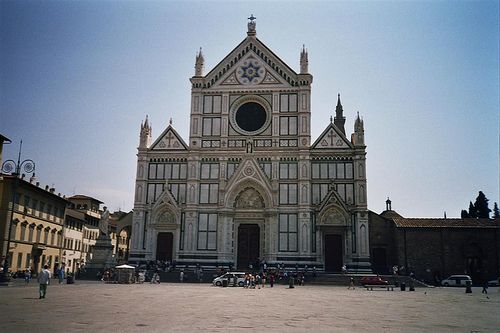 Florencia - Iglesia de Santa Croce