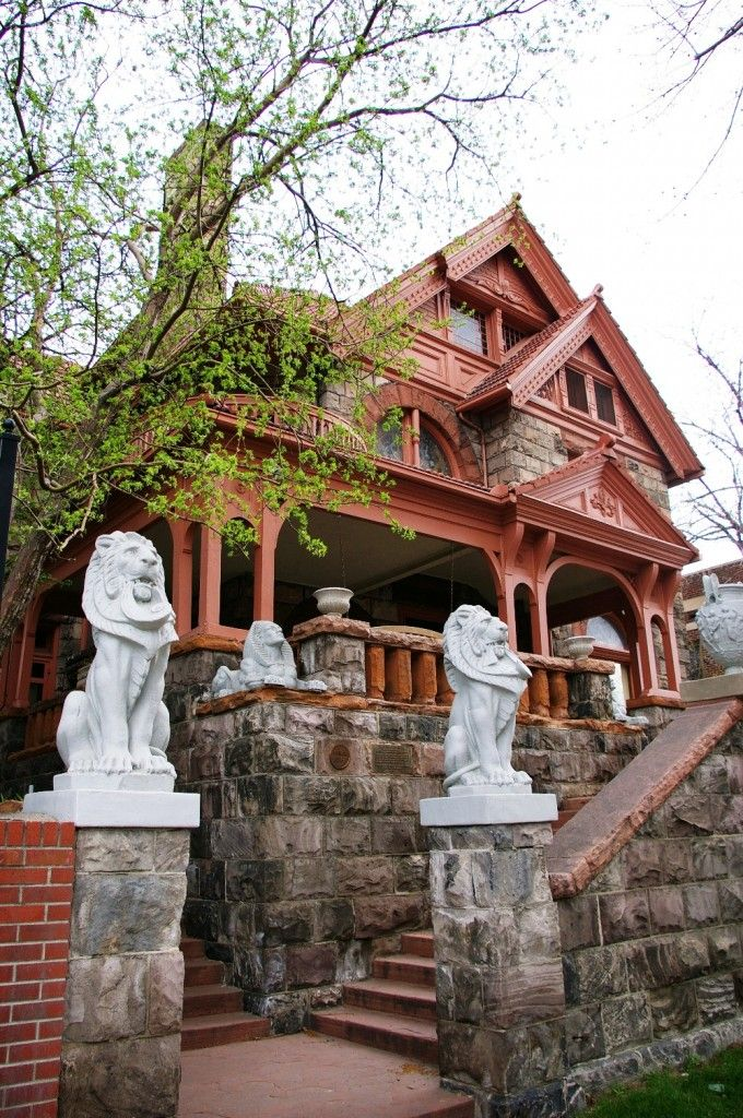 Molly Brown House in Denver