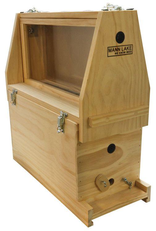 Unique Observation Hive Bee Hive Kits Mann Lake Ltd
