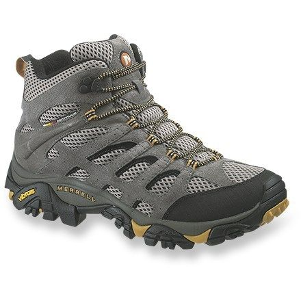 Merrell Moab Ventilator Mid Hiking Boots - Men's