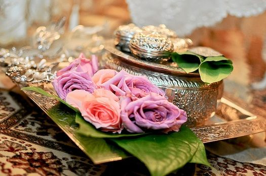 paan dala/Betel nut trinket exchanges to finalise marriage#engagement exchange#traditional custom