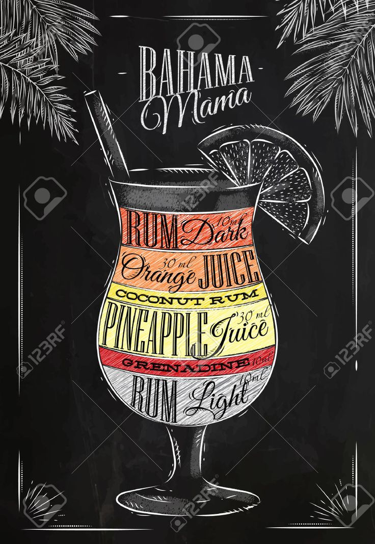 typography pina colada - Google Search