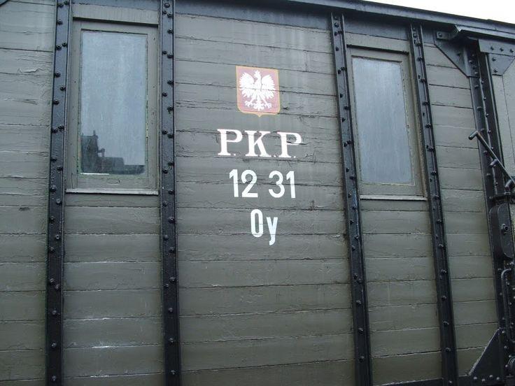Logo PKP - Forum Stowarzyszenia Przyjaciół Kolei i Zabytków Techniki oraz Toruńskiej Makiety Modułowej