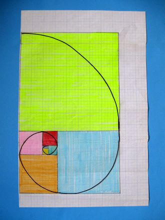 The Golden Mean: Fibonacci and the Golden Ratio | Activity ...
