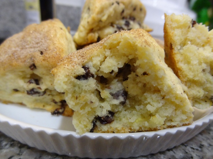 Currant Cream Scones | a Scone OfmyOwn | Pinterest