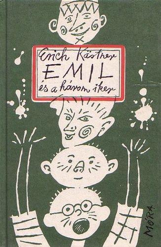 Erich Kastner - Emil és a három iker 1979