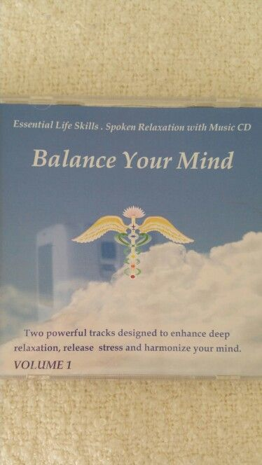 When you balance your mind it balances emotions too