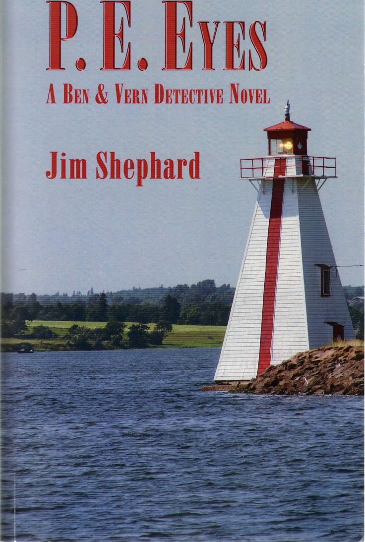 P.E.Eyes - Volume 1 (photo of the North River lighthouse, Charlottetown)