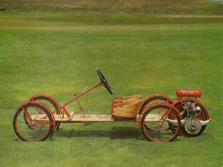 1920 Briggs and Stratton Flyer
