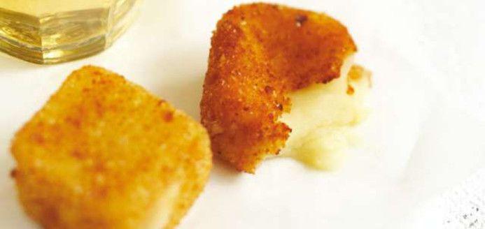 Fondue parmesan aux trois fromages Recettes | Ricardo