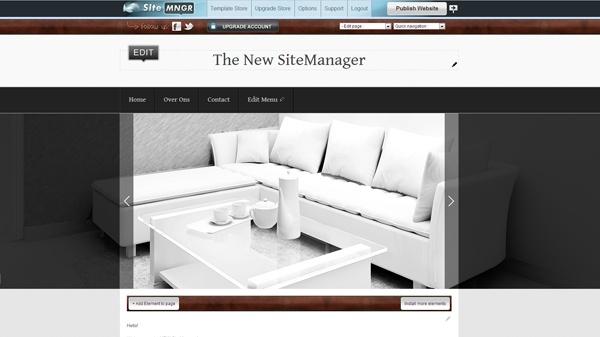SiteManager lanceert nieuwe gebruikersinterface - Binnenland - B2B Magazine
