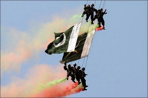 23rd March Pakistan Day Parade Held in Spectacular Manner ISLAMABAD - On Wednesday, The marching and mechanized columns of civil and armed forces of the cou
