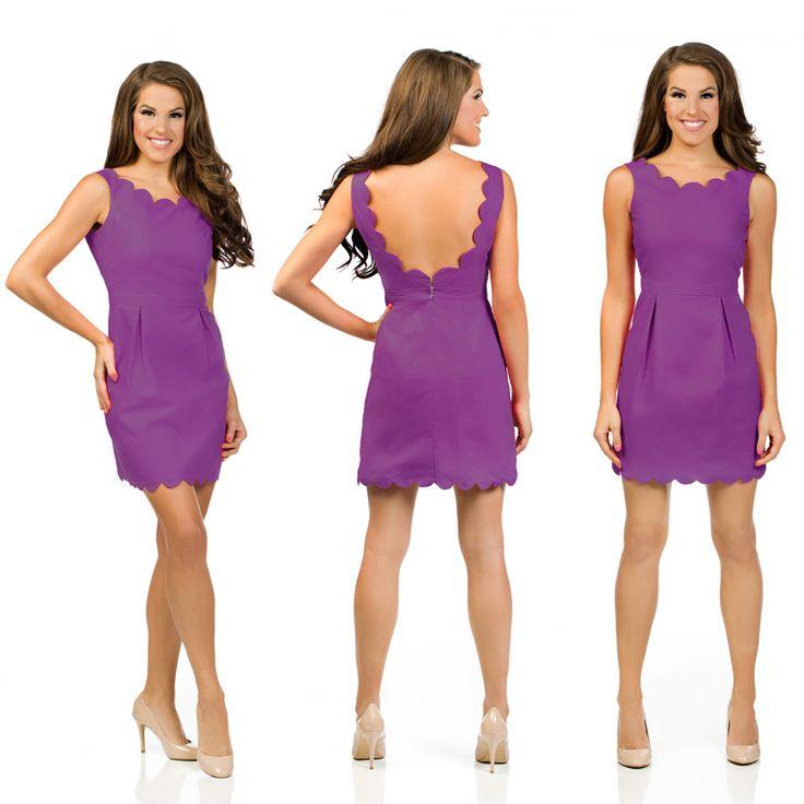Adorable. Revelry Dresses = Sorority Recruitment Perfection