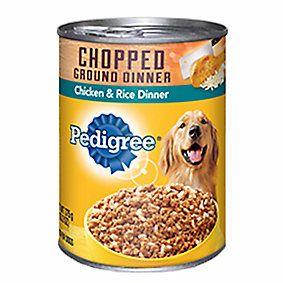 Is Pedigree Dog Food Safe