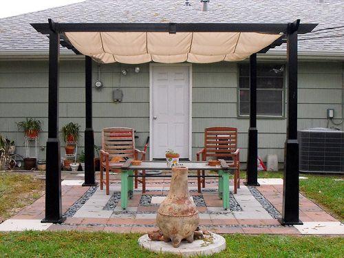 Simple patio thoughtGardens Ideas, Patio Design, Patios Design, Backyards Patios, Backyards Business, Backyards Ideas, Patios Ideas, Modern Housepatiosgardenss, Farmhouse Ideas