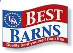 Best Barns - North Dakota Wood Storage Shed Kits