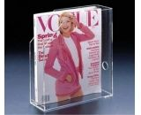 Magazine brochure acrylic display stands BD-024
