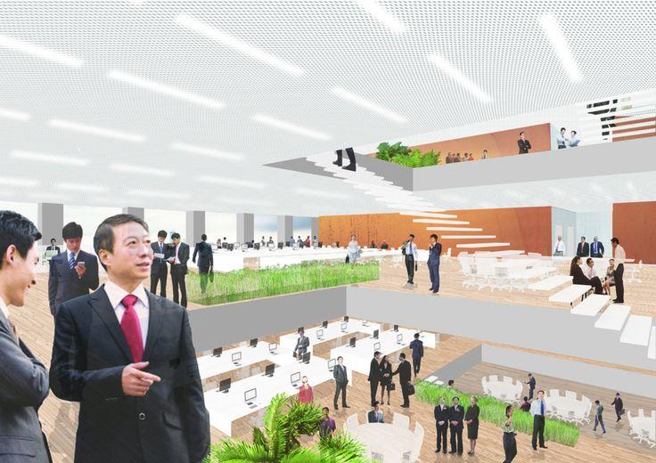 Essence Financial Building. OMA (2014)