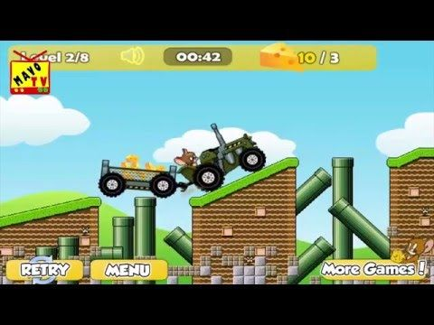 Tom and Jerry Tractor Game by MavoTV - YouTube #Jerry #driving #Tractor #Funny #Game Funny #baby #games #Tom and #jerry #new games  #family #fam #mom #dad #TagsForLikes #brother #sister #brothers #sisters #bro #sis #siblings #love #instagood #father #mother #related #fun #photooftheday #children #kids #life #happy #familytime #cute #smile #fun #baby #babies #adorable #cute #TagsForLikes #cuddly #cuddle #small #lovely #love #instagood #kid #kids #beautiful #life #sleep #sleeping #children…