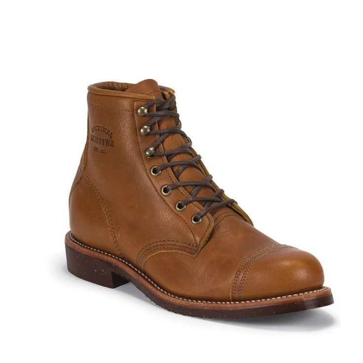 The Chippewa 6″ Homestead Boot is a classically American boot that's been in production, in one or or another, since 1901. The boots today are still made in the USA from full-grain American leather, the sole is of Goodyear Welt construction and it's been tweaked by the boffins at Vibram to be more comfortable that the boots your grandpappy wore. Grab yours here Clickhere to Like Silodromeon Facebook and never miss another story.