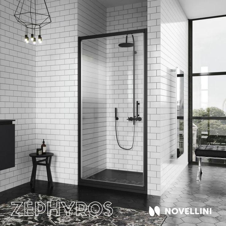 Bildergebnis Fur Duschkabine Schwarzer Rahmen Badezimmer