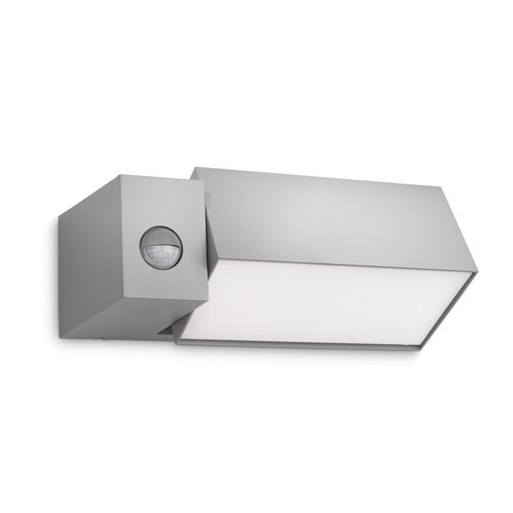 Wandlamp Philips myGarden Outdoor Border 169438716 - #buitenlamp #sensorlamp #sensorverlichting #lamp123.nl #tuinverlichting #buitenverlichting