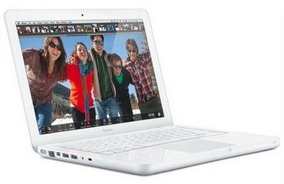 Ноутбук Apple MacBook MC516RS (нажмите, что бы увеличить фото)