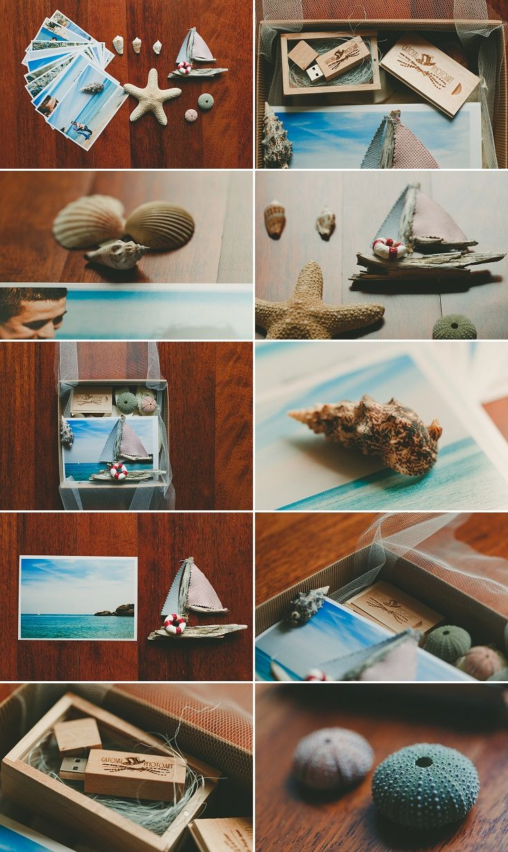 ©Catoski Photoart Customized DIY photography packaging. The boat is handmade from some old branches we found in France, a few weeks ago. #photography_packaging, #handmade, #themed_photosession, #catoskiphotoart, #customized_packaging, #packaging_ideas, #packaging_inspiration, #wedding_packaging, #wedding_photoagraphy, #packaging, #diy_packaging, #photography_packaging, #packaging_ideas, #custom_packaging #packaging_inspiration, #seastar, #woodenUSB, #wooden_box