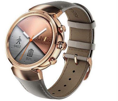Asus ZenWatch 3: Un smartwatch con pantalla circular estiloso