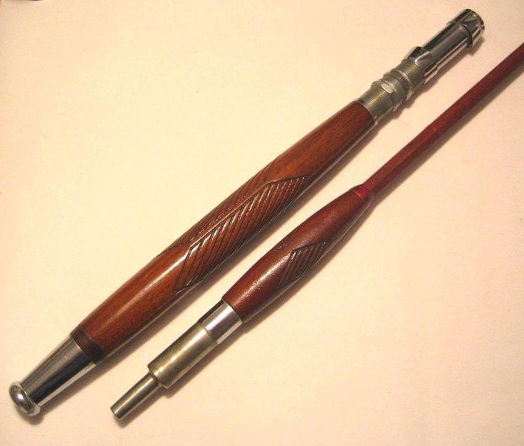 Details About Vintage Big Game Heddon Model 144 Bamboo