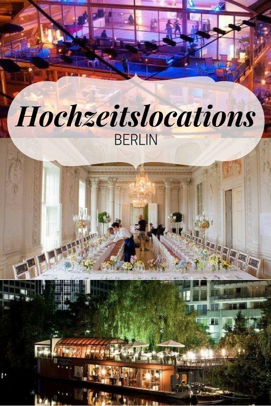 Romantische Hochzeitslocations in Berlin reichen von edlen Schlössern, zu kitschigen Schiffen und inszenierten Partylocations. Finde mehr Inspiration auf Event Inc #hochzeit #berlin #hochzeitslocation #location #schiff #schloss #party #hauptstadt #wedding #eventlocation #eventinc