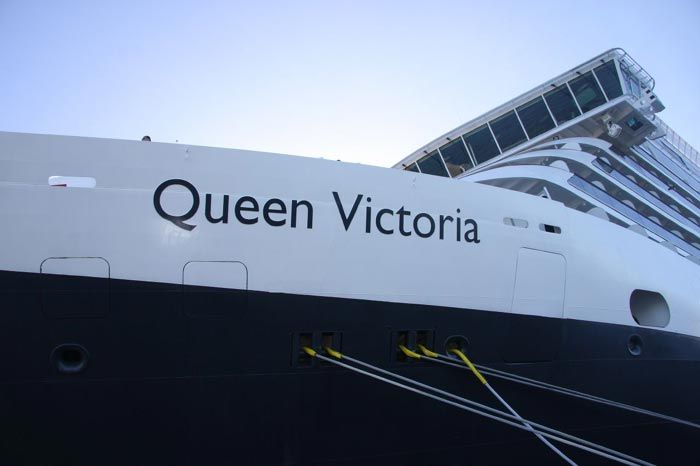 Queen Victoria Cruise Ship Threatened By Argentina