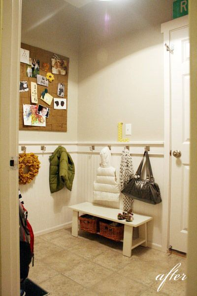 ,Decor Ideas, Awesome Mud, Mud Rooms, Decor Projects, Entrance Mudroom, Mudroom Ideas, Jones Design Company, Small Mudroom, Laundry Room