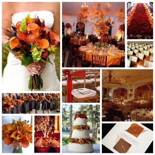 28 best fall wedding ideas1 images on pinterest wedding stuff simple fall wedding ideas junglespirit Gallery