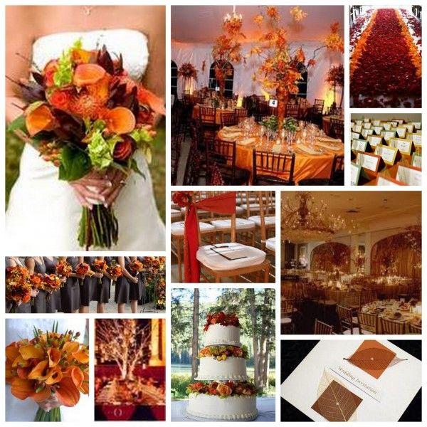 28 best Fall Wedding Ideas1 images on Pinterest Budget wedding
