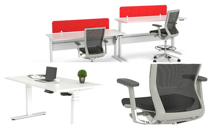 Combine our height adjustable desks with our ergonomic task chairs  to create a healthy work environment.  http://www.jpofficeworkstations.com.au/office-workstations-height-adjustable/